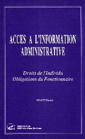 Acces à l'information Administrative